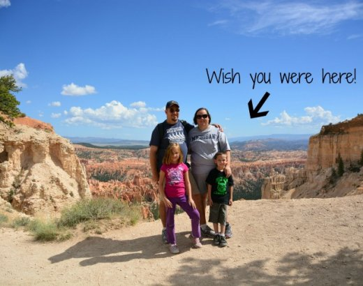 Family Camping at Bryce Canyon National Park