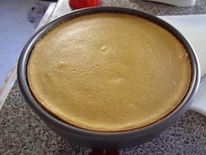 Pumpking Cheesecake
