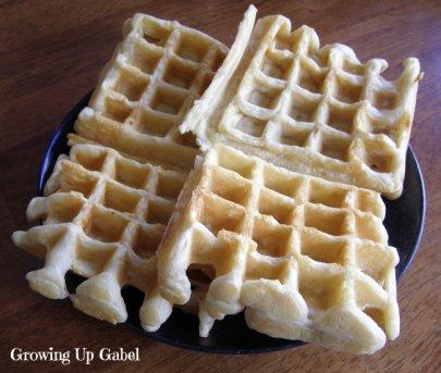 Simple Waffle Recipe