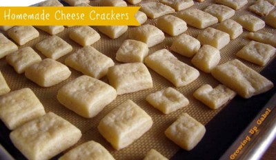 cracker recipe