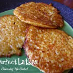 The Perfect Latkes (or Potato Pancakes)