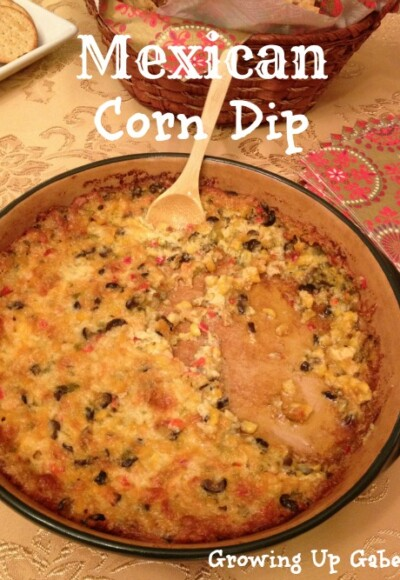 Party Dip Recipe: Mexican Corn Dip