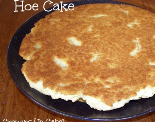 Giant Biscuit Recipe (Hoe Cake)