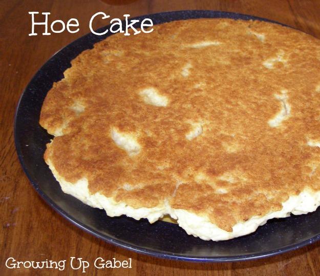 Hoe Cake Biscuit Recipe from growingupgabel.com @thegabels #recipe
