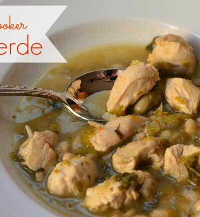 Make a slow cooker white chili! Use any white meat and cook with chilis for an easy dinner.