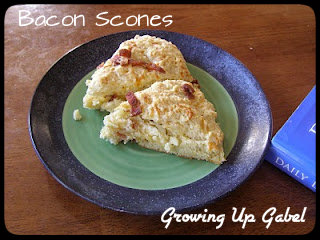 Bacon Scone 001