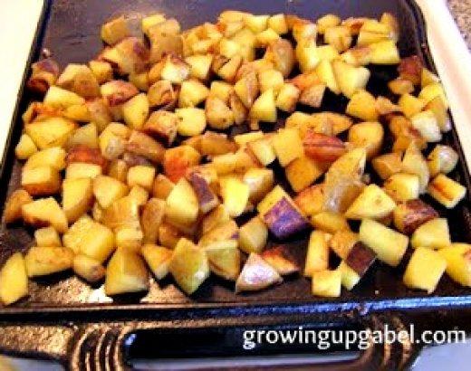 How To Make Homemade Home Fries