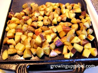 How To Make Homemade Home Fries