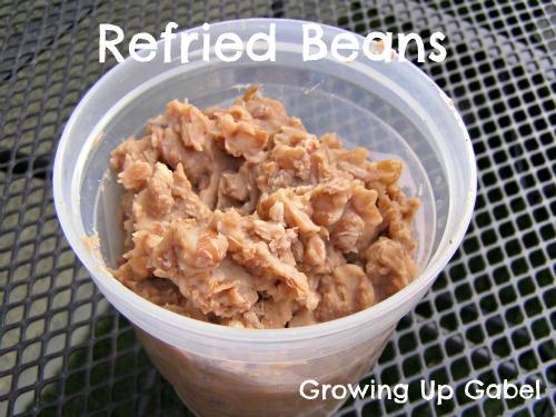 Refried Beans - Growing Up Gabel @thegabels