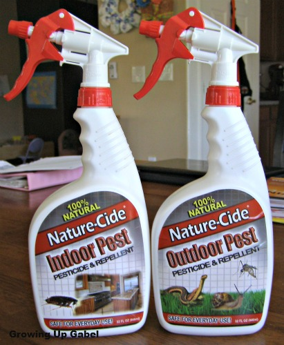 Nature-Cide Natural Bug Spray
