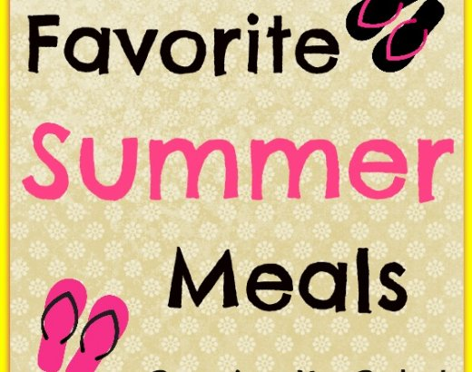 My Favorite Summer Meals