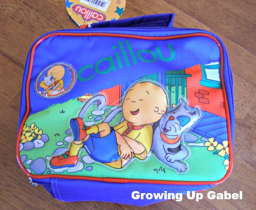 Caillou Lunch Bag