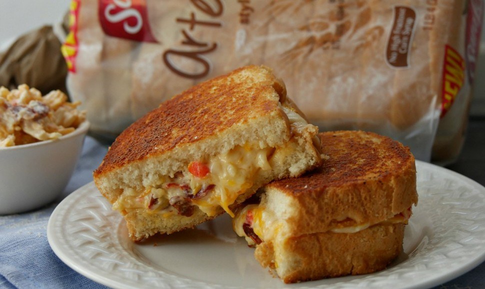 Easy grilled cheese sandwich recipe