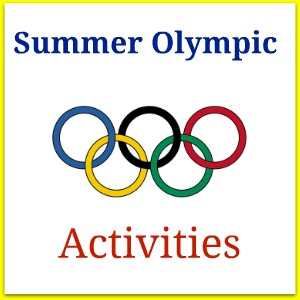Olympic Activities ~ Growing Up Gabel