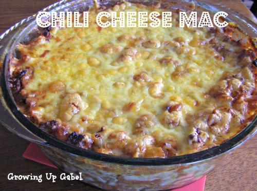 Chili Cheese Mac