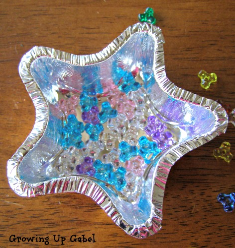 Pony Beads Suncatcher