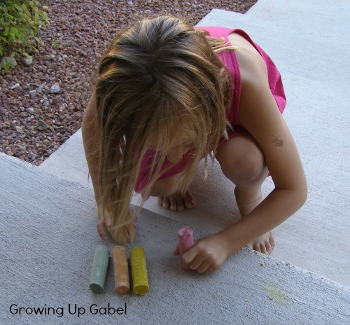 We Can Too Sidewalk Chalk