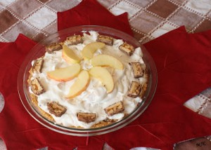 Snickers Apple Pie