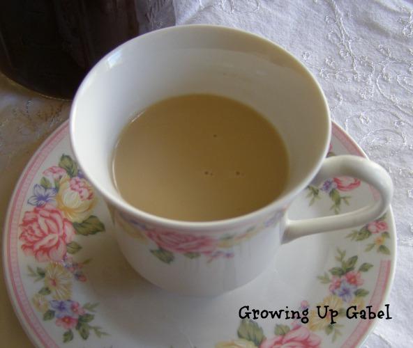 Chai Tea Concentrate Recipe