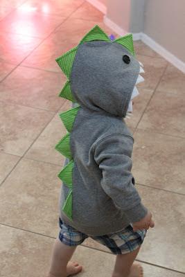 Dino Hoodie