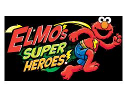 Elmo's Super Heroes in Las Vegas