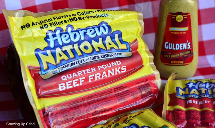 Hebrew National Fat Free Hot Dogs