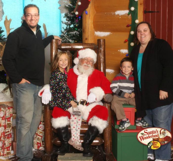 Bass Pro Shops Santa's Wonderland