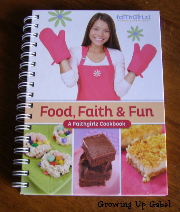Faithgirlz Cookbook