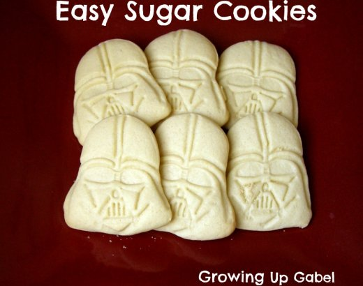 Sugar Cookie Recipe – Great for Kids
