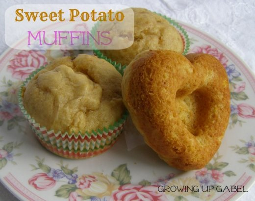 Sweet Potato Muffins: A Thanksgiving Breakfast Recipe