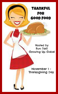 Thankful For Good Food Blog Hop
