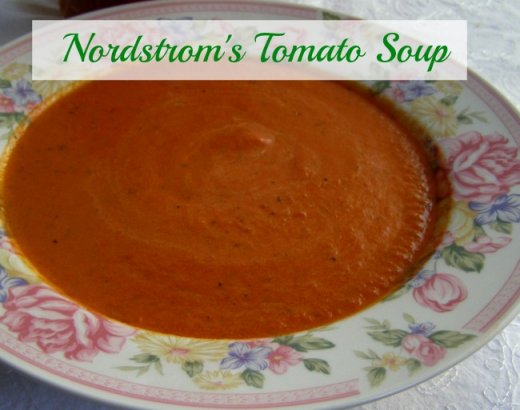 Tomato Soup: My Nordstrom Knockoff