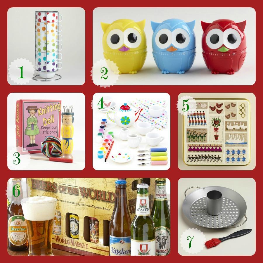 World Market Christmas Gift Ideas