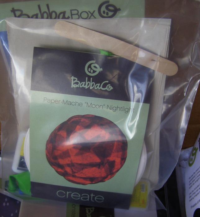 Babba Box Paper-Mache #BabbaBox