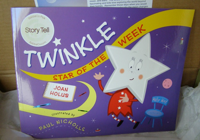 Babba Box Twinkle Book