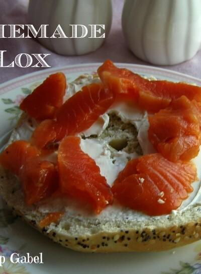 Homemade Lox