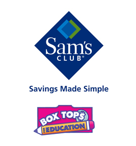 Sam's Club and Box Tops for Education
