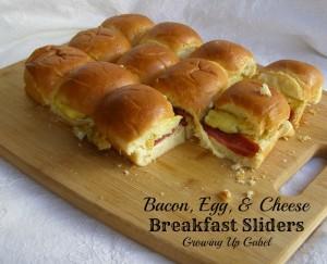Bacon, Egg, & Cheese Breakfast Sandwich Recipe