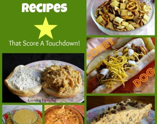 Super Bowl Recipes That Score a Touchdown!