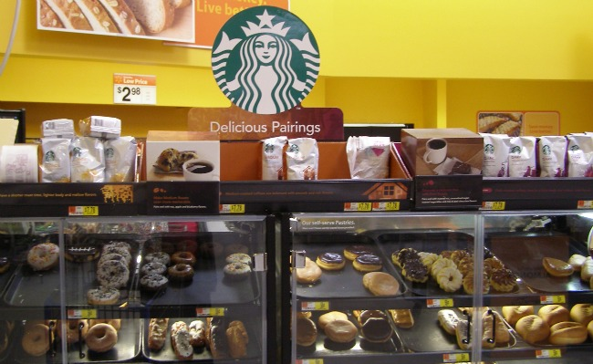 Starbucks #DeliciousPairings at Walmart
