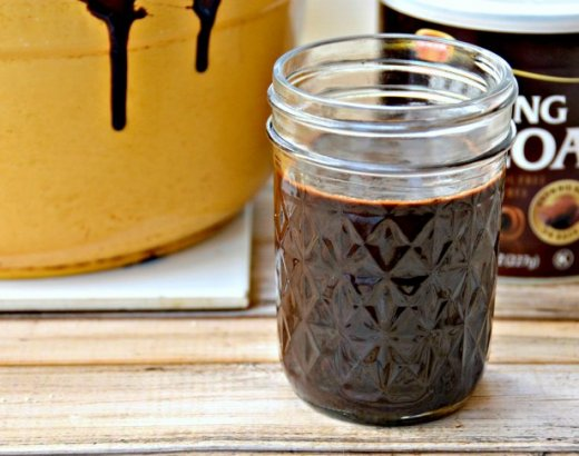 How to Make Chocolate Sauce with Cocoa Powder