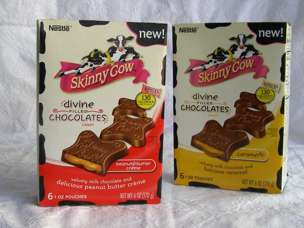 Skinny Cow Divine Filled Chocolates Candy