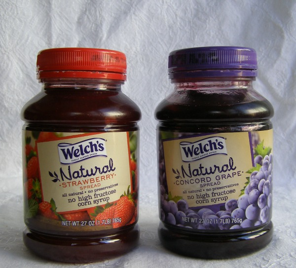 Welch's Natural Fruit Spread