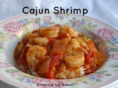 Cajun Shrimp Recipe