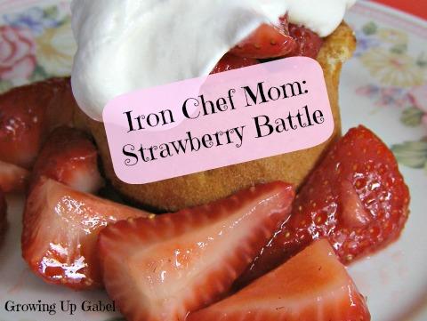 Iron Chef Mom: Strawberry