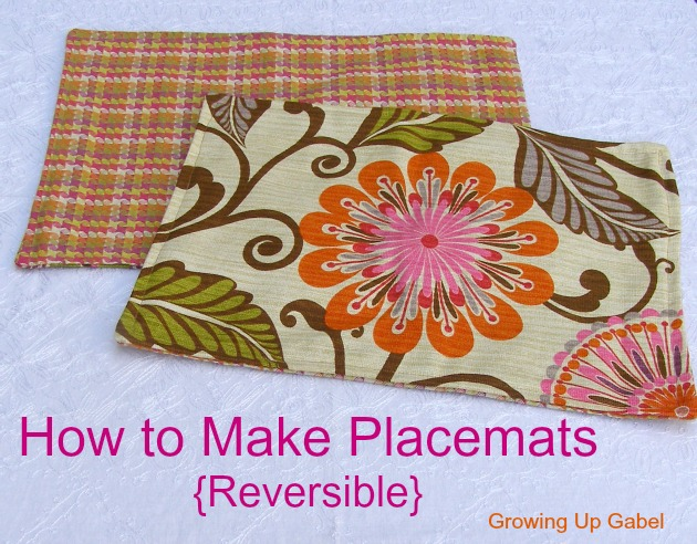How to make placemates