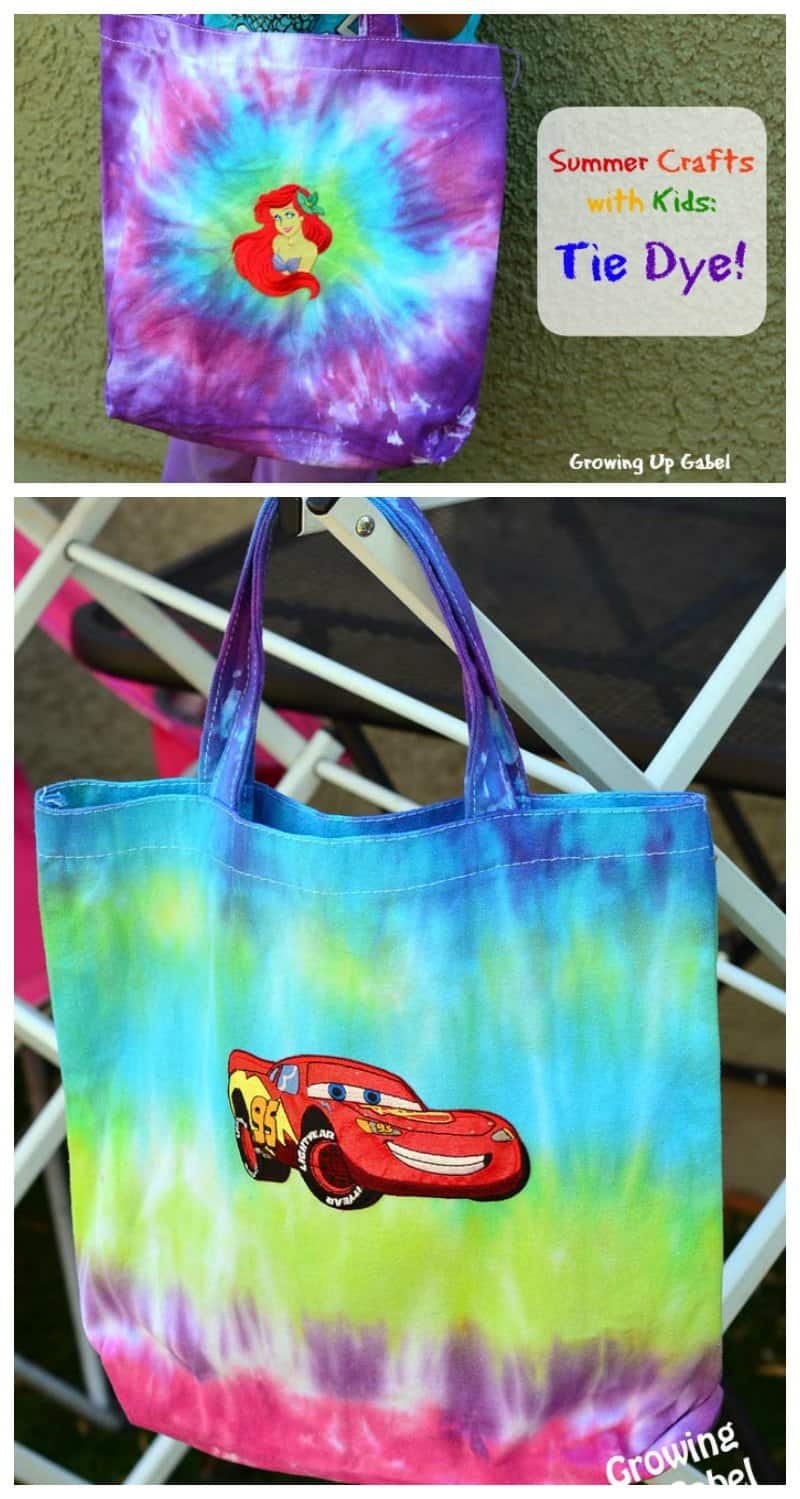 Easy tie dye with kids make diy tie dye anything with this easy tutorial for kids on how to tie dye baditri Gallery
