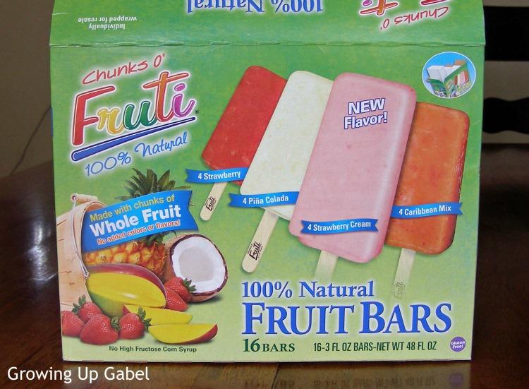 Fruti Bars