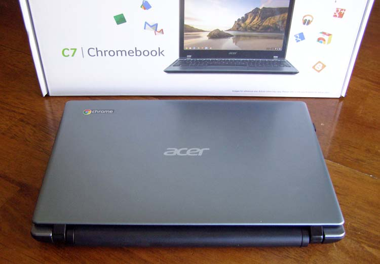 Staples Chromeboook
