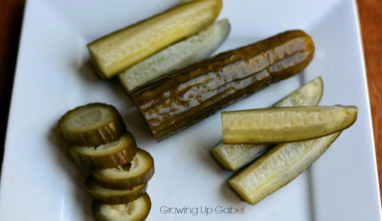 Sour Pickle Recipe